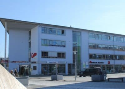 """""""Blaues Haus"""" in Fürstenfeldbruck"""