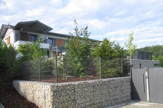 Wohnhaus mit Tiefgarage
