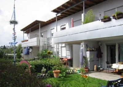 Wohnen auf Center Buchenau