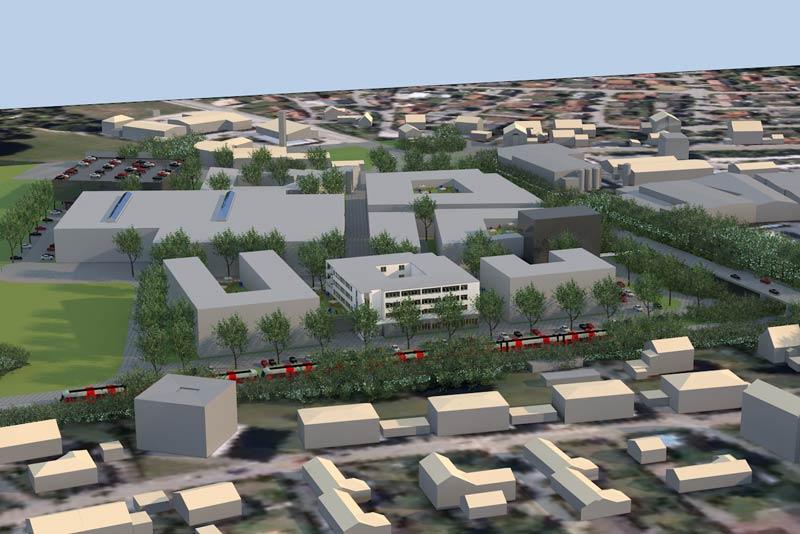 Technologie-Campus OTH Regensburg